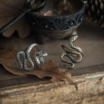 Collectibles Viper Ring Snake Mystic Serpent Art