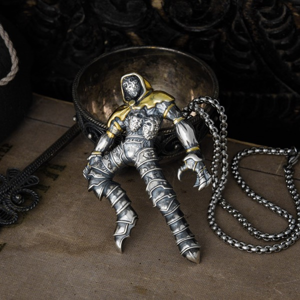 Merchandise Jack Of Blades Pendant Fable Game Jewelry