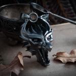 Merchandise Dragon'S Head Medallion School Of Dragon Witcher Necklace