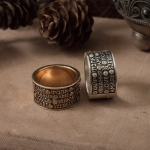 Collectibles Ring Love Written In 25 Languages Romantic