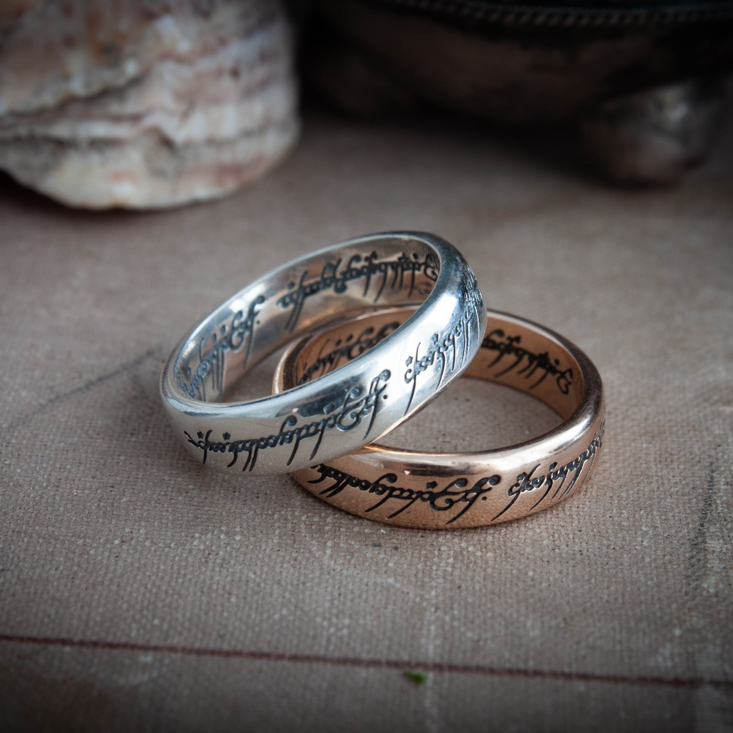 Merch The One Ring Lord Of The Rings Handmade