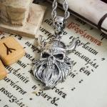 Collectibles Konung Necklace Viking Amulet Norse Mythology