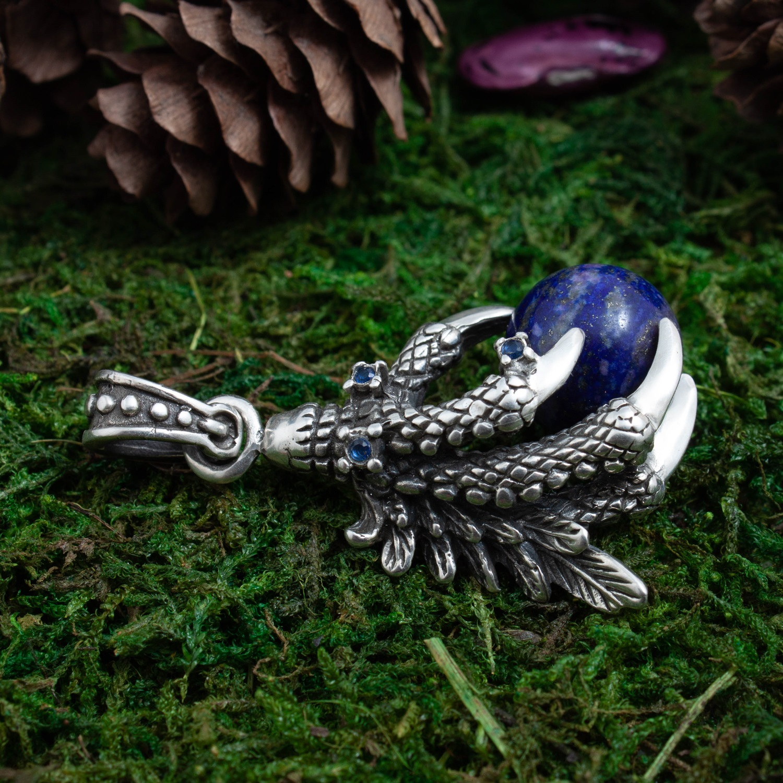 Collectibles Dragon Claw Pendant Mythology Art