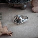 Merch Hawk Ring Dark Souls Game Jewellery