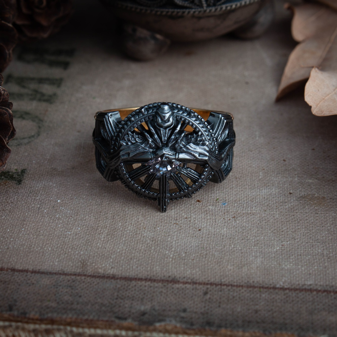 Collectibles Ring Of Legend Final Fantasy Ring Of Light