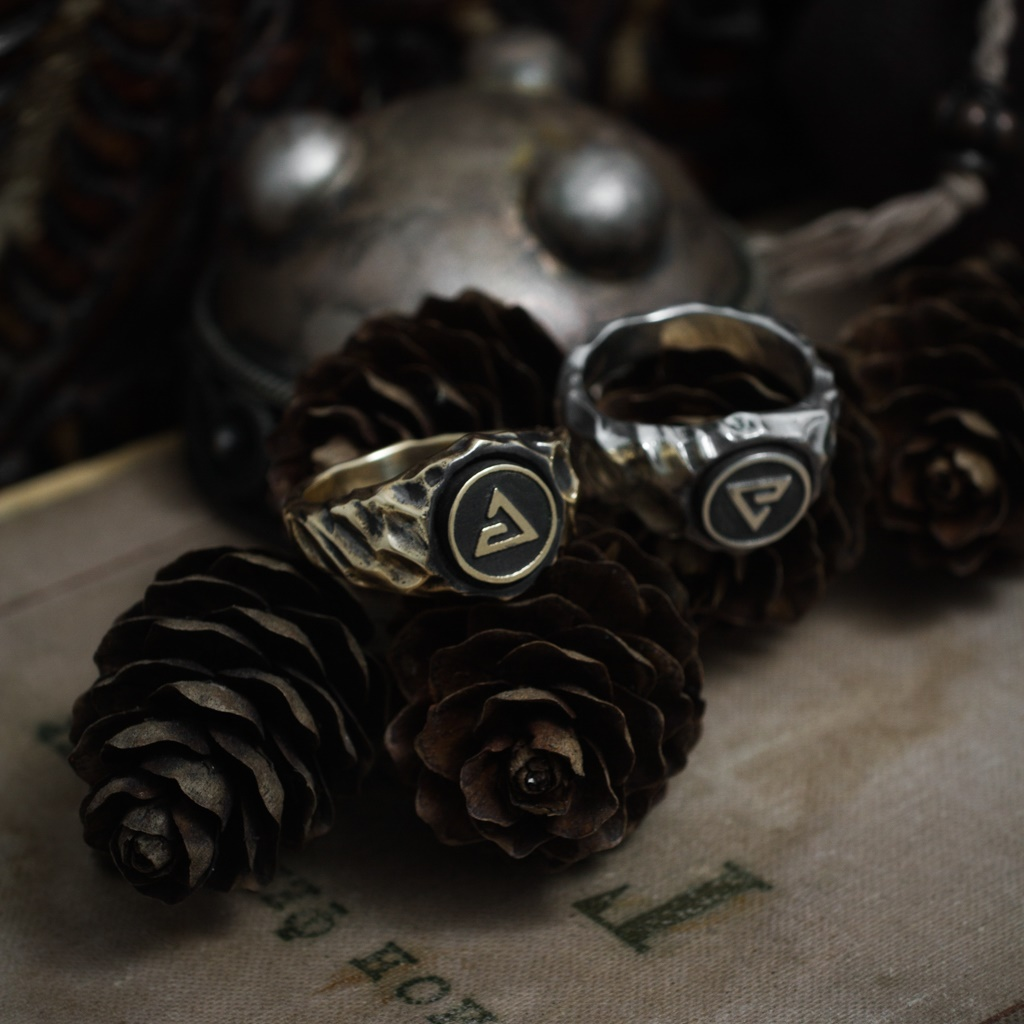 Merch Ring Quen And Aard Igni Yrden Axii The Witcher