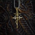 Collectibles Flamel Pendant Fullmetal Alchemist Necklace