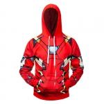 Collectibles Hoodie Iron Man Mk Armor Mark 46 Hooded Sweatshirt
