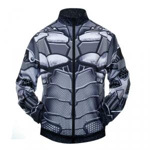 Merchandise Bomber Batman Arkham Knight Armor Game Jacket