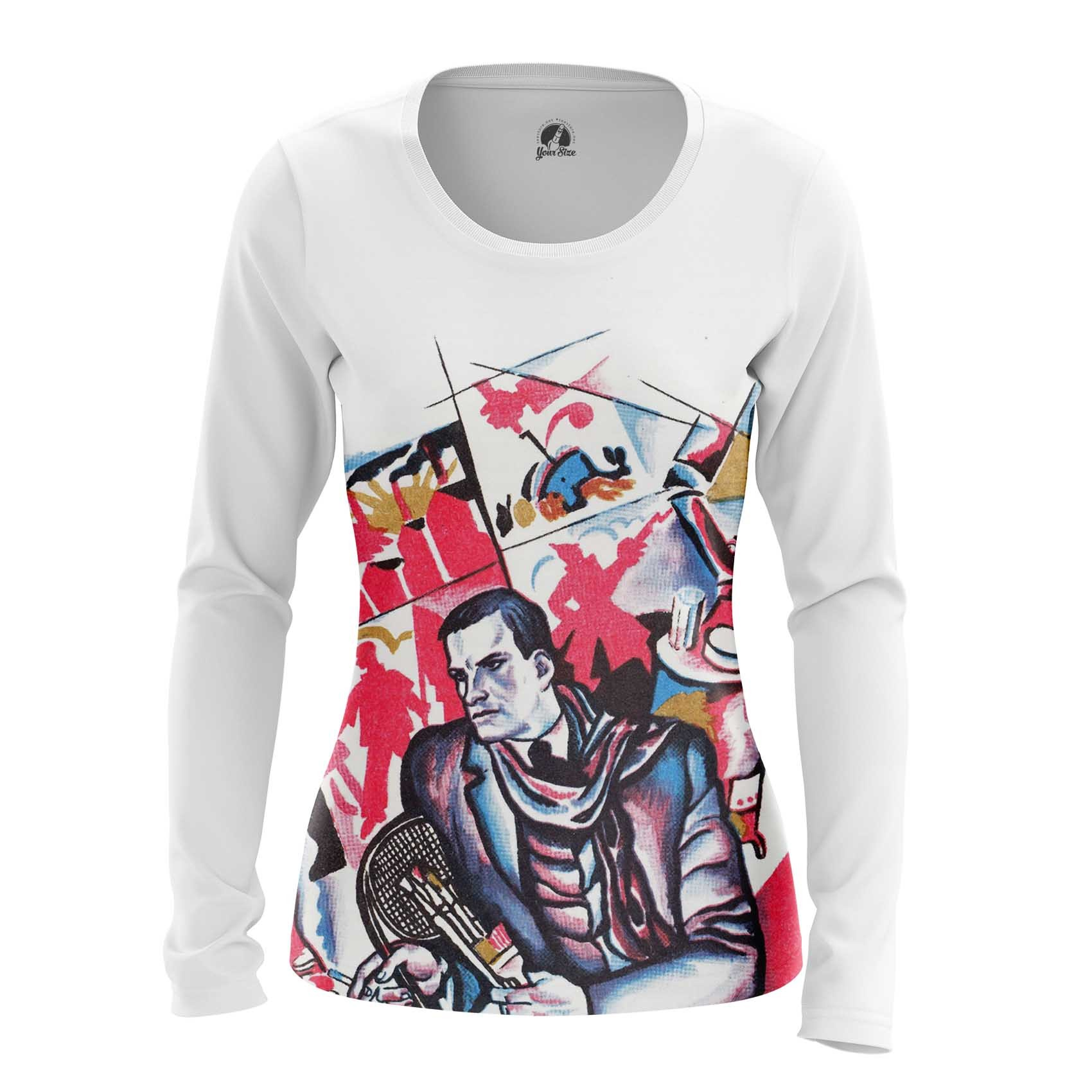 Merchandise Women'S Raglan Mayakovsky Revolution Merch