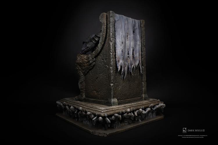 Merchandise Statue Yhorm Dark Souls Iii 1:12 Figure