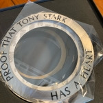 Proof That Tony Stark Has a Heart Arc Reactor Model