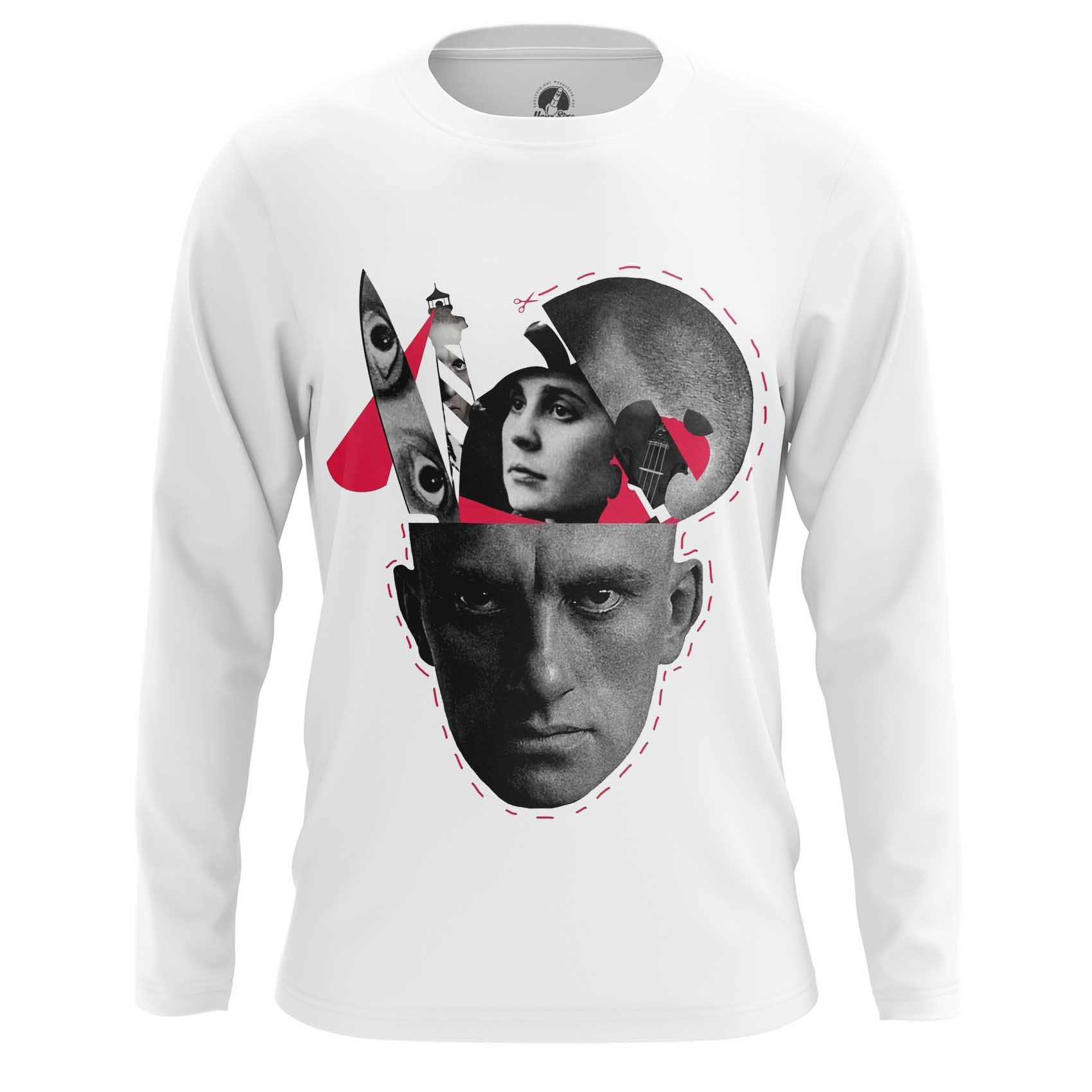 Merchandise Men'S Raglan Alive Mayakovsky Conceptually