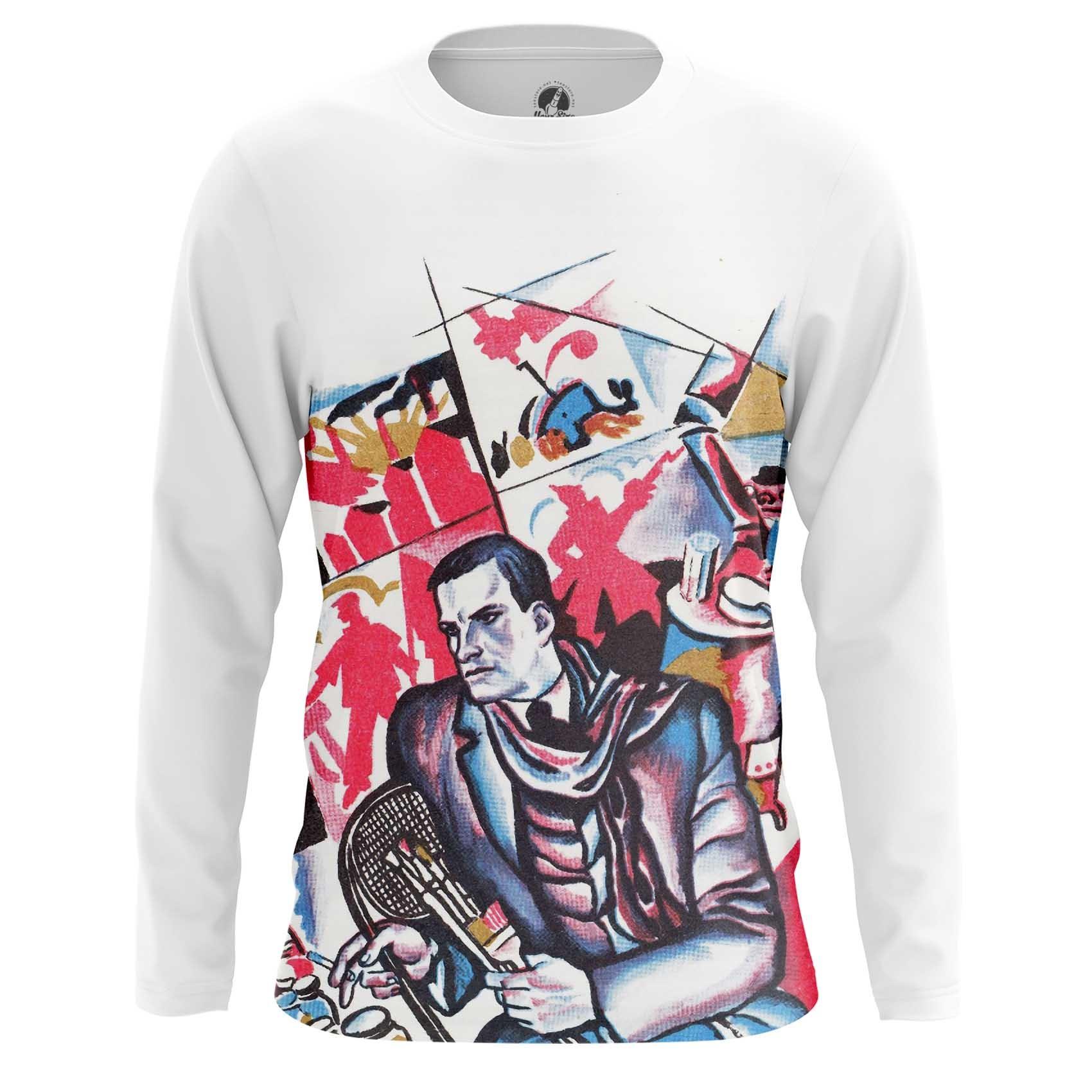 Merchandise Men'S Raglan Mayakovsky Revolution Merch