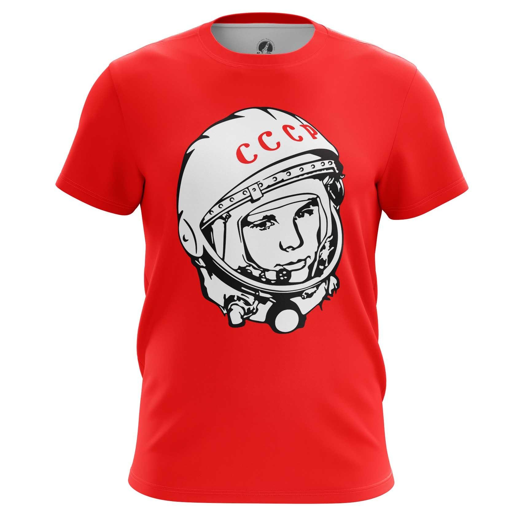 Merchandise Men'S Raglan Yuri Gagarin Cosmonaut