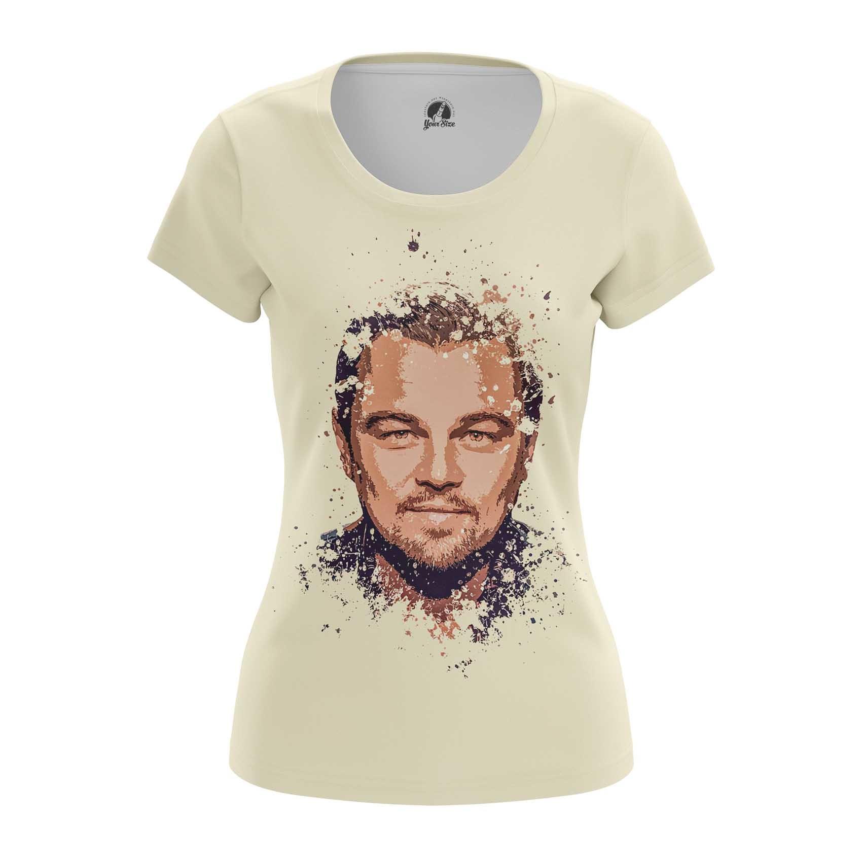 Merchandise Women'S Tank Leonardo Di Caprio Merch Vest