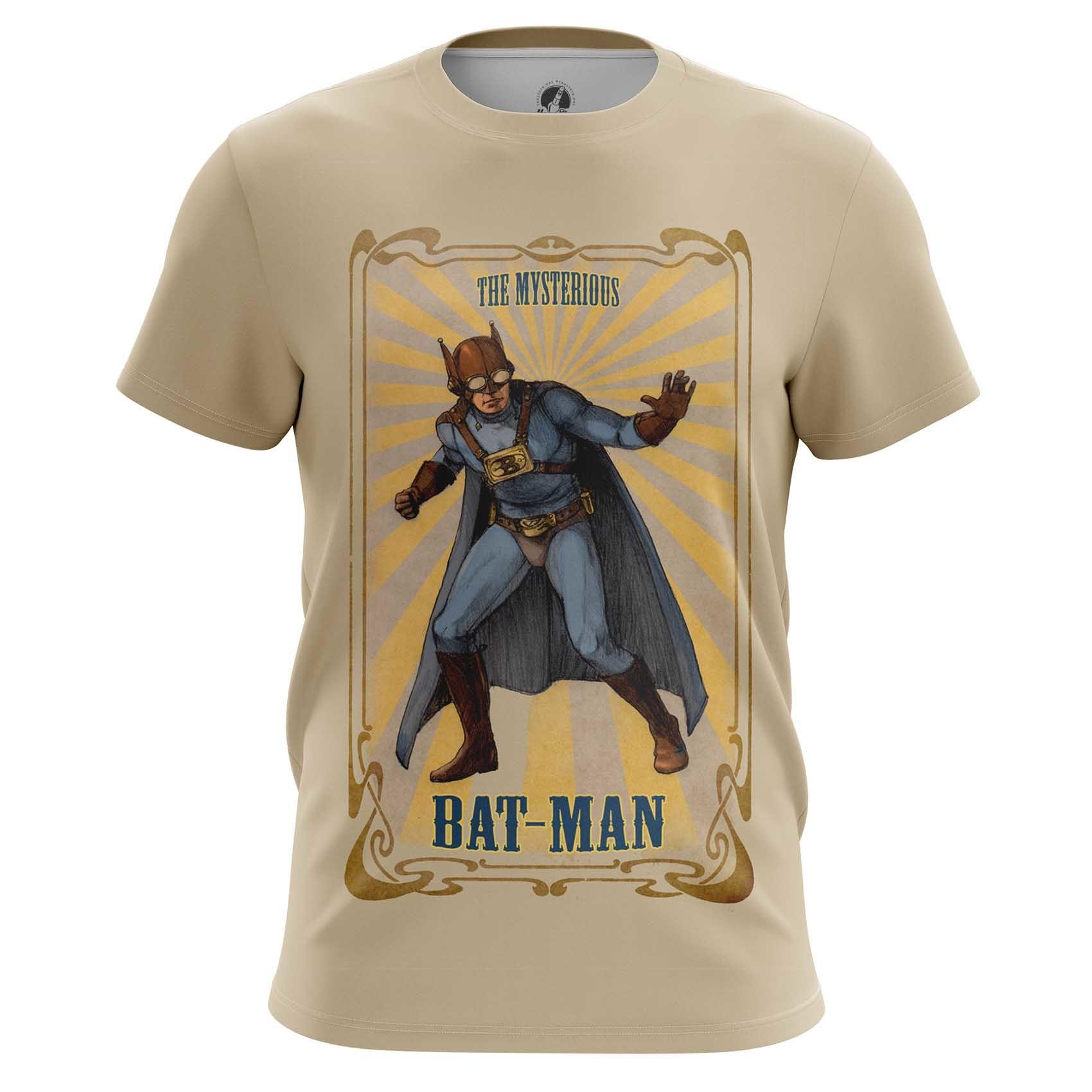 Merch Men'S Tank Steampunk Batman Vest
