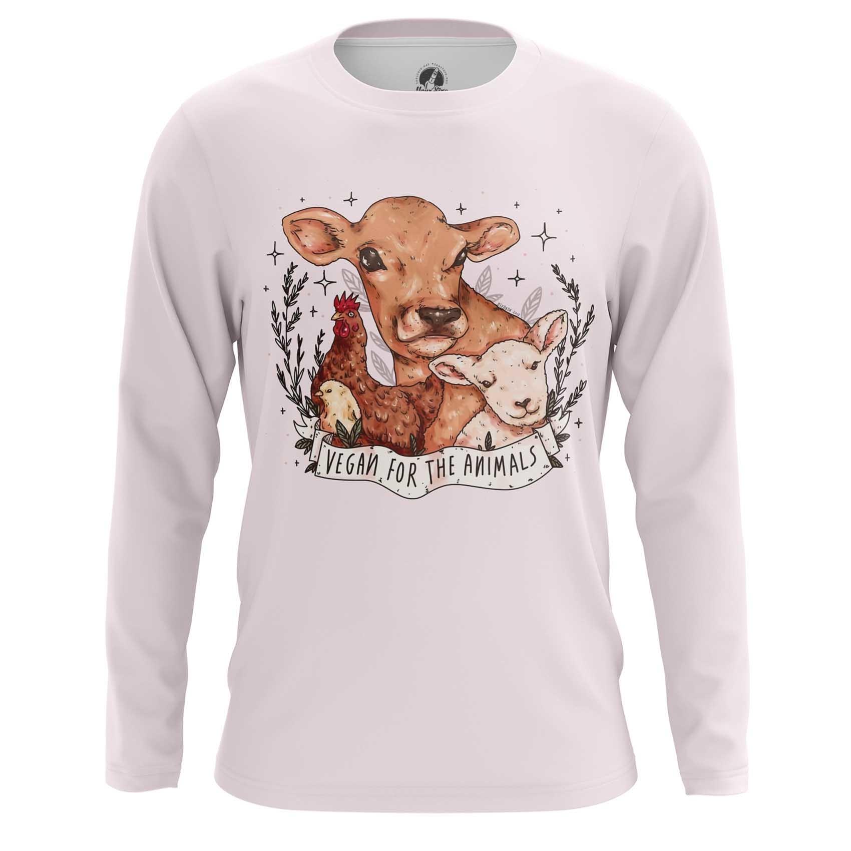 Merchandise Men'S Tank Animals Vegan Merch Vest