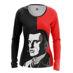 Merchandise Women'S Long Sleeve Vladimir Mayakovsky Merch