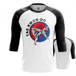 Merchandise - Mens Raglan Taekwondo Itf Merch