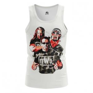Merch Men'S Tank Wrestling Team Wwe Vest