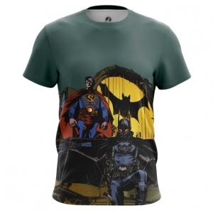 Collectibles Men'S T-Shirt Steampunk Batman Superman Top