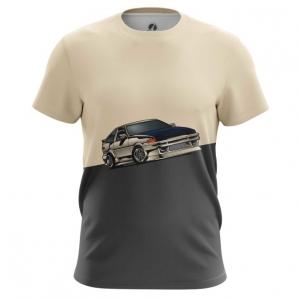 Merch Men'S T-Shirt Ae86 Toyota Car Top