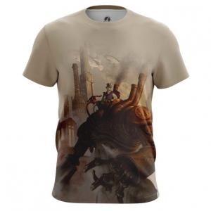 Collectibles Retrofuturistic T-Shirt Steampunk Top