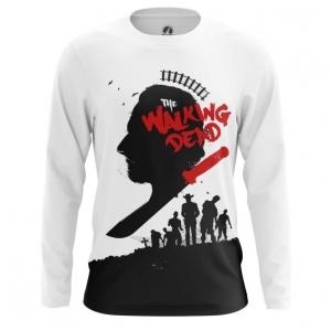 Collectibles Men'S Long Sleeve Rick Grimes Walking Dead