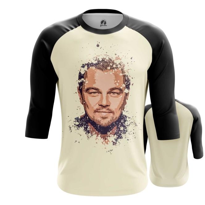 Merchandise Men'S Raglan Leonardo Di Caprio Merch