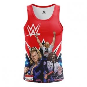 Merch Men'S Tank Wwe Wrestling Merch Vest
