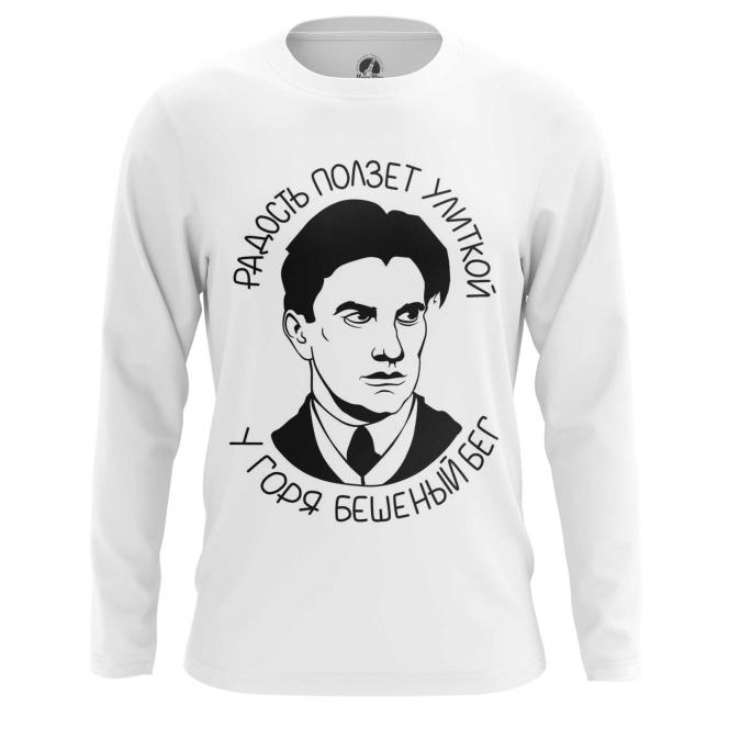 Collectibles Men'S Long Sleeve Vladimir Mayakovsky Clothing