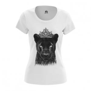 Merchandise Women'S T-Shirt Panther Merch Print Top