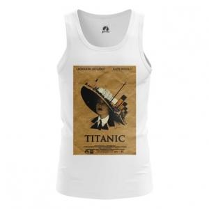 Merch Men'S Tank Titanic 90Th Movie Vest
