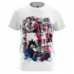 Merchandise - Men'S T-Shirt Muhammad Ali Art Merch Top