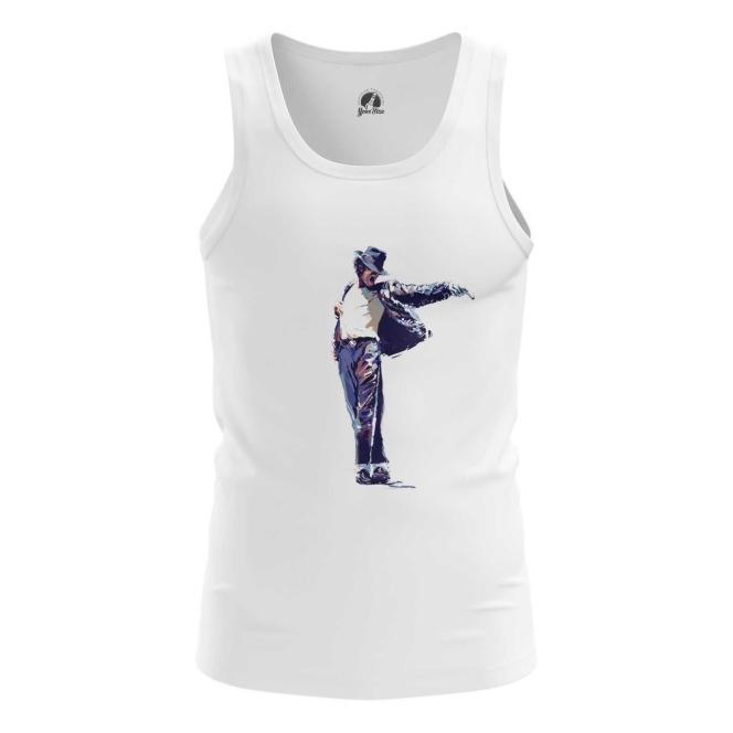 Collectibles Men'S Tank Michael Jackson Idol Moon Walk Vest