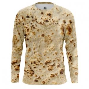 Merchandise Men'S Long Sleeve Pita Print Tortillas