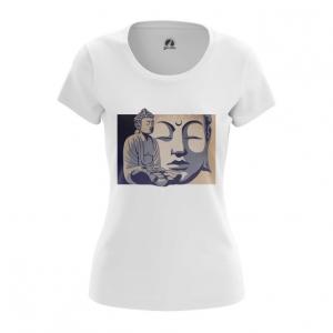 Merch Women'S T-Shirt Buddha Merch Print Art Top