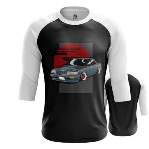 Merch Men'S Raglan Toyota Crown Merch