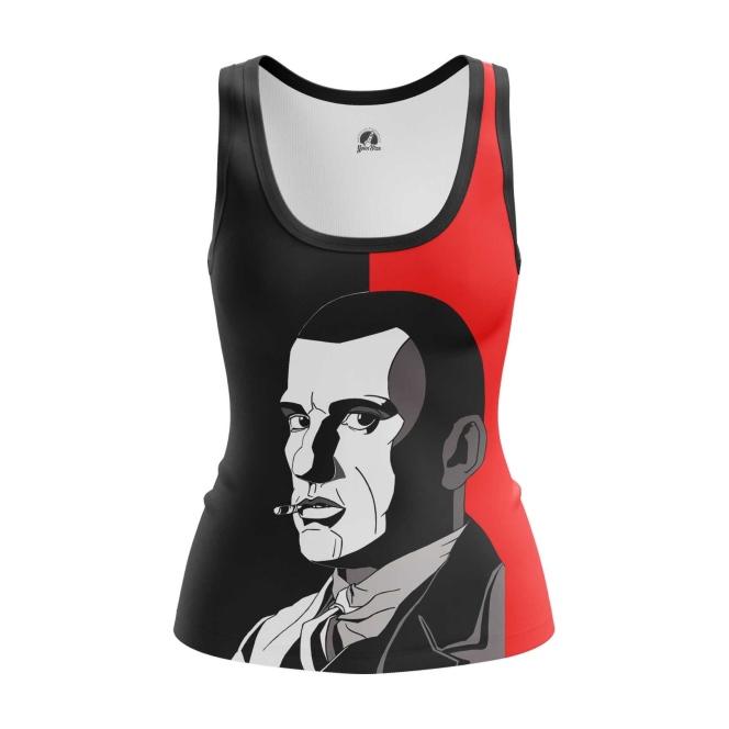 Collectibles Women'S Tank Vladimir Mayakovsky Merch Vest