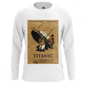 Merch Men'S Long Sleeve Titanic 90Th Movie