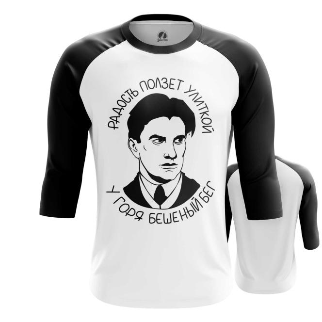 Collectibles Men'S Raglan Vladimir Mayakovsky Clothing
