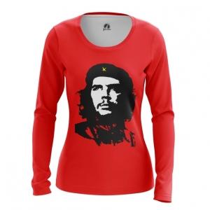 Collectibles Women'S Long Sleeve Che Guevara Comandante