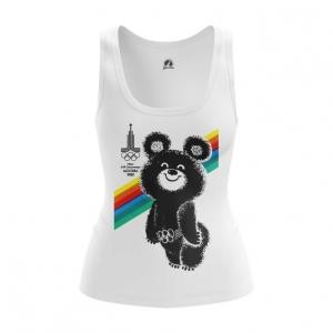 Merch Women'S Tank Olympic Games 80 Vest