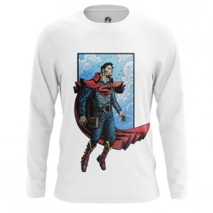 Collectibles Men'S Long Sleeve Steampunk Superman