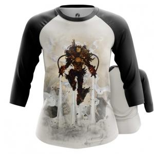 Collectibles Womens Raglan Steampunk Iron Man