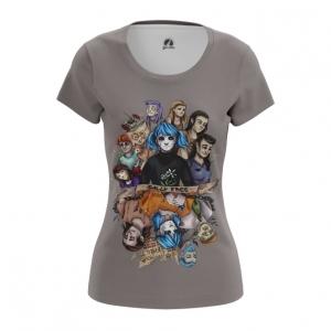 Collectibles Women'S T-Shirt Sally Face Merch Top
