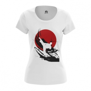 Merchandise Women'S T-Shirt Karate Symbols Merch Top