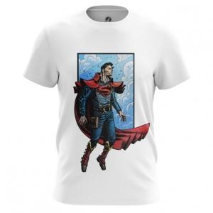 Collectibles Men'S T-Shirt Steampunk Superman Top