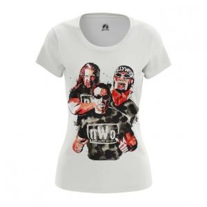 Merch Women'S T-Shirt Wrestling Team Wwe Top